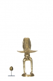 Little Soho Living |  Mermaid bookend Lois | gold   | Picture 5