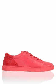 Lola Cruz | Sneaker Deportivo | rood  | Afbeelding 1