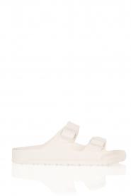 Birkenstock | Water-resistant wellness sandaal Arizona | wit   | Afbeelding 1