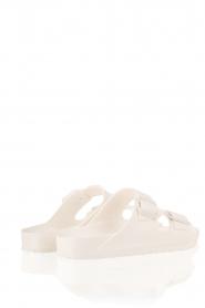 Birkenstock | Water-resistant wellness sandaal Arizona | wit   | Afbeelding 4