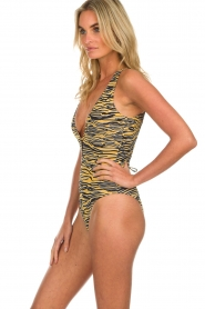 Melt |  Bathing suit with animal print Zebra | animal  | Picture 3