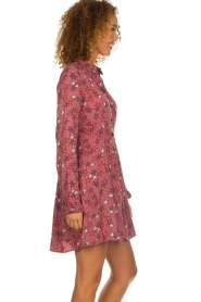 Melt |  Blouse dress Star | pink  | Picture 4