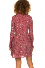 Melt |  Blouse dress Star | pink  | Picture 5