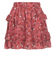 Melt | Rok met ruches Lilly | roze  | Afbeelding 1