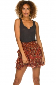 Melt |  Skirt with ruffles Melly | multi  | Picture 2