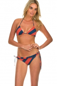 Melt |  Striped bikini bottom Bold | multi  | Picture 2