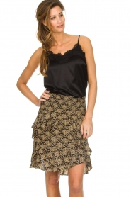 Munthe | Skirt Milou | brown  | Picture 2