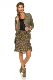 Munthe | Skirt Milou | brown  | Picture 3