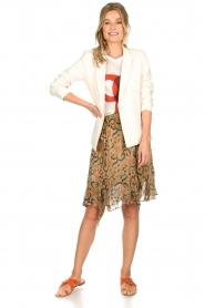 Munthe | Skirt Chloe | beige  | Picture 3