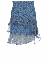 Munthe | Skirt Milou | blue  | Picture 1
