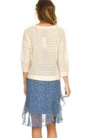 Munthe | Skirt Milou | blue  | Picture 5