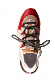 Toral | Leather sneakers Talla | red  | Picture 6