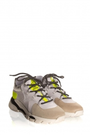 Toral |  Leather sneakers Talla | neon  | Picture 4