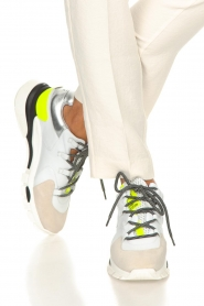 Toral |  Leather sneakers Talla | neon  | Picture 3