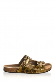 Toral | Leather sandals Angela | brown  | Picture 1