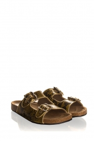 Toral | Leather sandals Angela | brown  | Picture 4