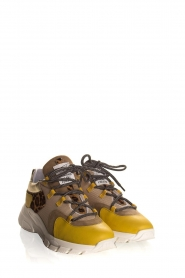 Toral |  Leather sneakers Talla | animal print  | Picture 4