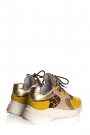 Toral |  Leather sneakers Talla | animal print  | Picture 5