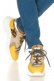 Toral |  Leather sneakers Talla | animal print  | Picture 3
