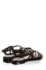 Toral | Leather sandals Mira | black  | Picture 5