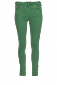 Lois Jeans |  L32 Skinny jeans Coral | green  | Picture 1