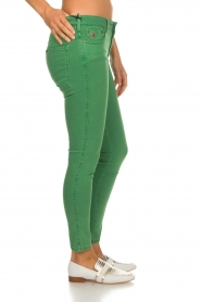 Lois Jeans |  L32 Skinny jeans Coral | green  | Picture 4