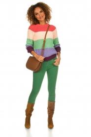 Lois Jeans | Skinny jeans Coral lengtemaat 32 | groen  | Afbeelding 2