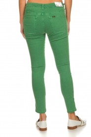 Lois Jeans |  L32 Skinny jeans Coral | green  | Picture 5