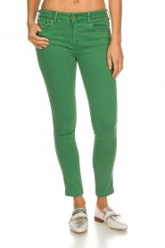 Lois Jeans |  L32 Skinny jeans Coral | green  | Picture 2