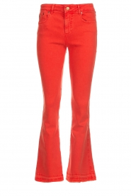 Lois Jeans |  Flared jeans Raval length size 32 | red  | Picture 1