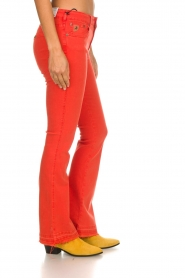 Lois Jeans |  Flared jeans Raval length size 32 | red  | Picture 4