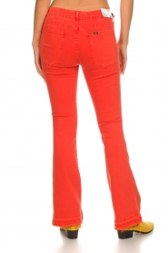 Lois Jeans |  Flared jeans Raval length size 32 | red  | Picture 5