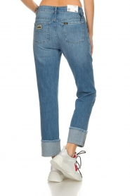Lois Jeans |  Jeans with turned trouser legs Stone | blue  | Picture 5