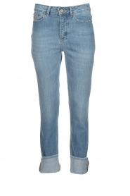 Lois Jeans |  Jeans with turned trouser legs Stone | blue  | Picture 1