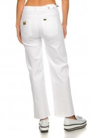 Lois Jeans |  Culotte jeans Neva | white  | Picture 5