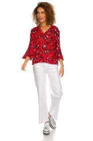 Lois Jeans |  Culotte jeans Neva | white  | Picture 3