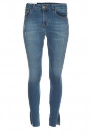 Lois Jeans |  Mid rise jeans Cordoba | blue  | Picture 1