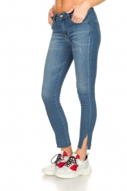 Lois Jeans : Mid-rise jeans Cordoba | blauw - img4