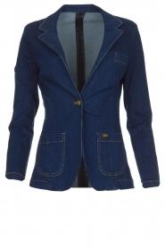 Lois Jeans | Denim blazer Luna | blue  | Picture 1