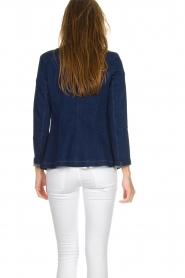 Lois Jeans | Denim blazer Luna | blue  | Picture 6