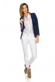 Lois Jeans | Denim blazer Luna | blue  | Picture 3
