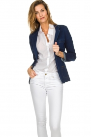 Lois Jeans | Denim blazer Luna | blue  | Picture 4