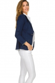 Lois Jeans | Denim blazer Luna | blue  | Picture 5
