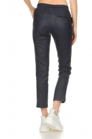 Arma |  Leather pants Provence | blue  | Picture 5