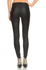 Arma |  Leather pants Brandice | black  | Picture 5