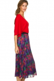 ba&sh |  Printed maxi skirt Paolo | multi  | Picture 5