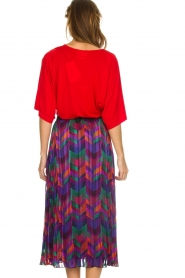 ba&sh |  Printed maxi skirt Paolo | multi  | Picture 6