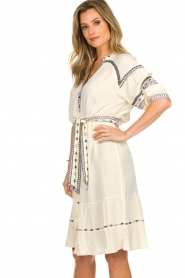 ba&sh |  Embroidered blouse dress Patty | natural  | Picture 5
