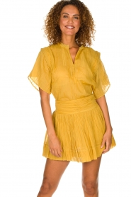 ba&sh | Skirt Bibi | yellow  | Picture 2