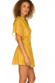 ba&sh | Skirt Bibi | yellow  | Picture 4